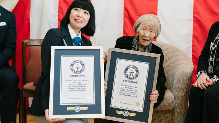 World's Oldest Person To Carry The Olympic Flame At 118