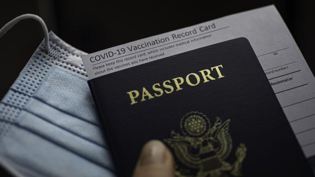 Ban On Vaccine Passports