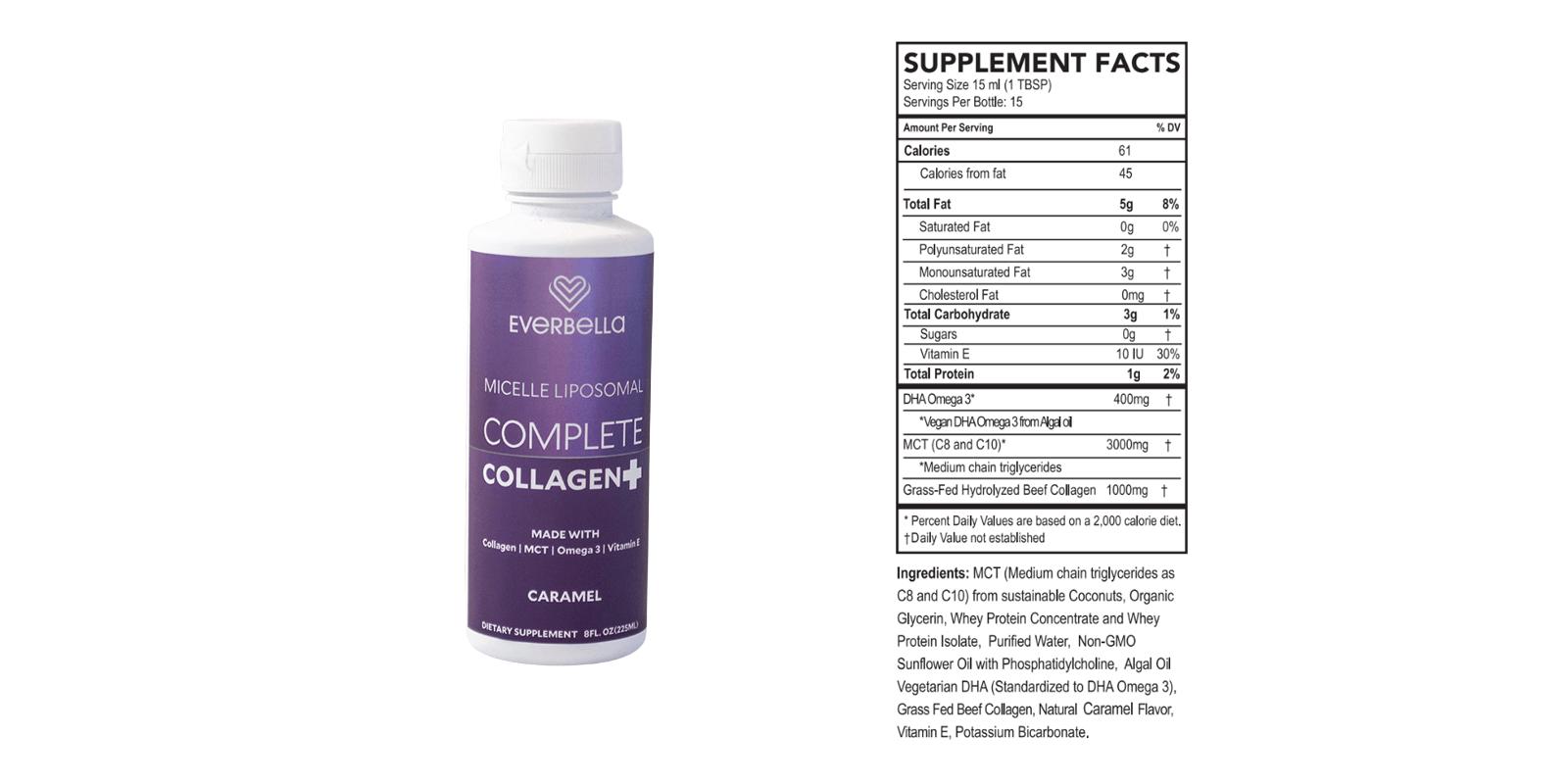 Complete Collagen dosage