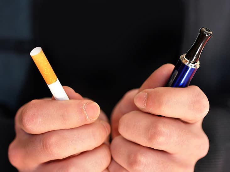 Dual Usage Of Smoking And Vaping Lead To Unacceptable Respiratory Effects