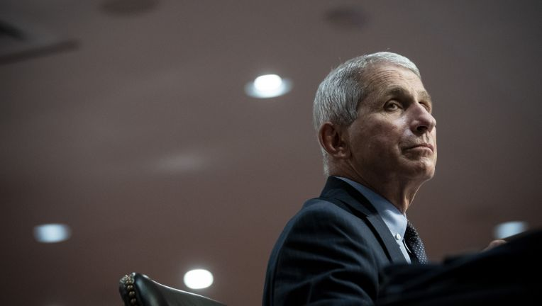 Fauci Warns Of New Surge With New Cases At High Level