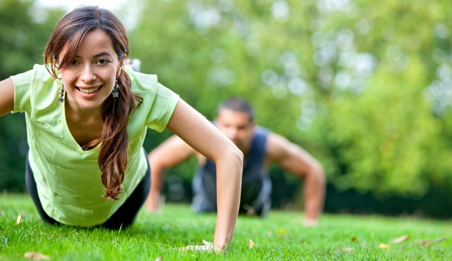 How Working Out Outdoors Can Help One Stay Fit, Happy And Healthy?