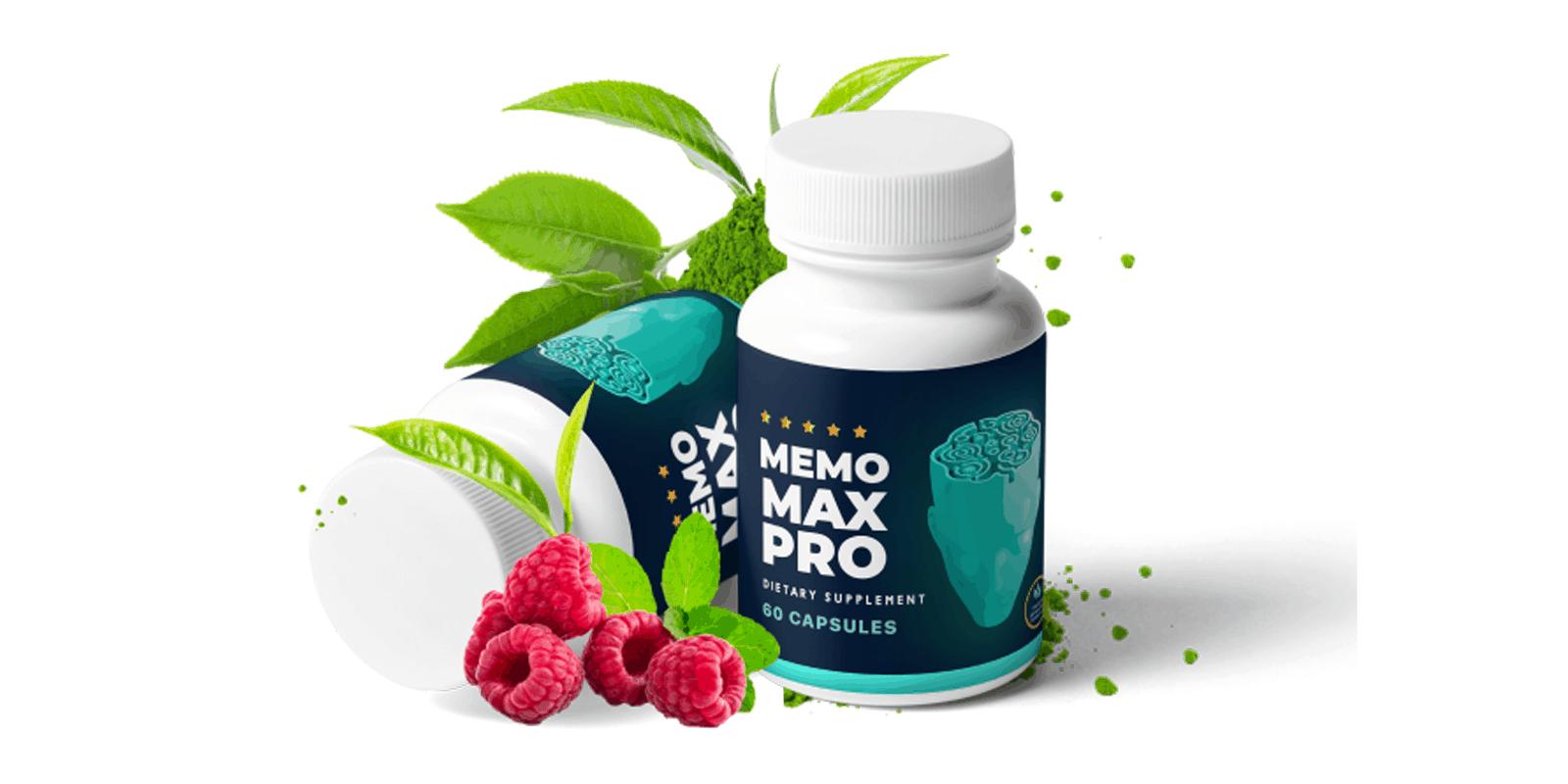 Memo Max Pro benefits