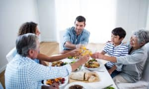 Responsible, Unexpected, And Sandwich Generation: Young Adults