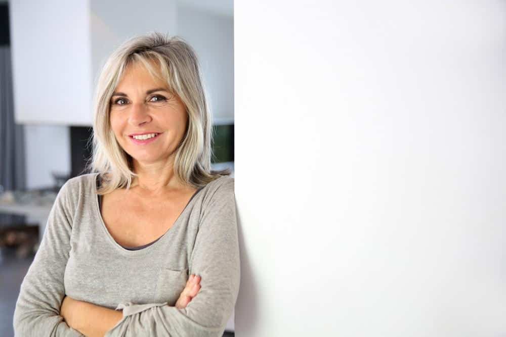 Women In Early Menopause Can Benefit From A New Treatment That Keeps Them Fertile