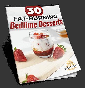 Metabofix Bonus3 - 30 Fat-Burning Bedtime Desserts Recipe Book