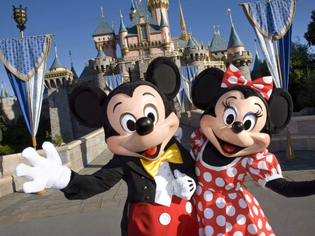 Disneyland Is Welcoming Younger Adults Back As Covid-19 Cases Rise