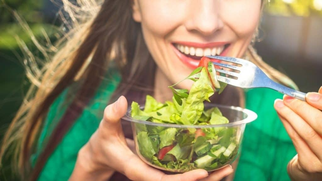 Healthier Levels Of Disease Biomarkers Are High For Vegetarians Compared To Meat-Eaters