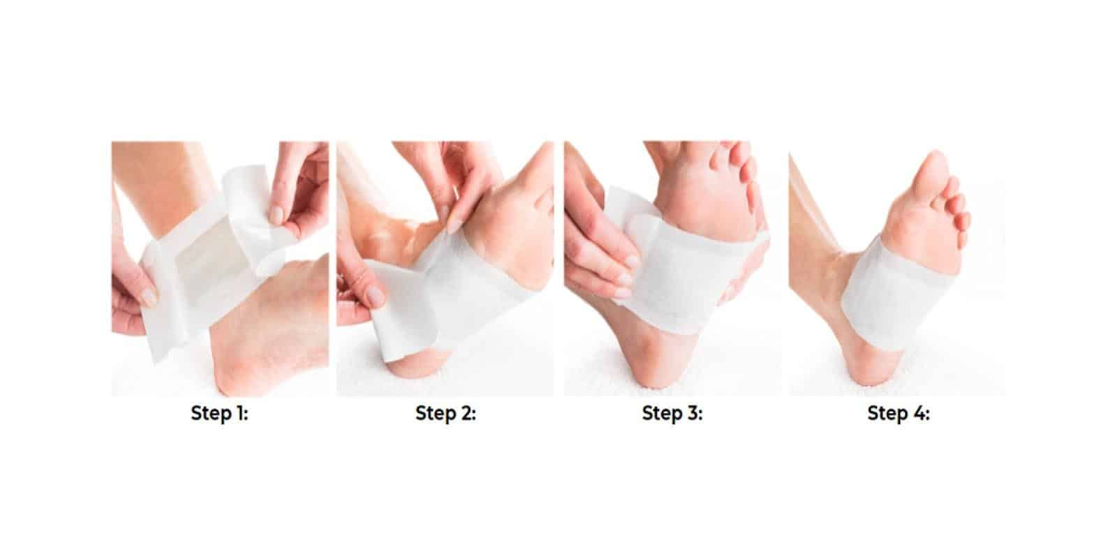 Nuubu Detox Usage steps