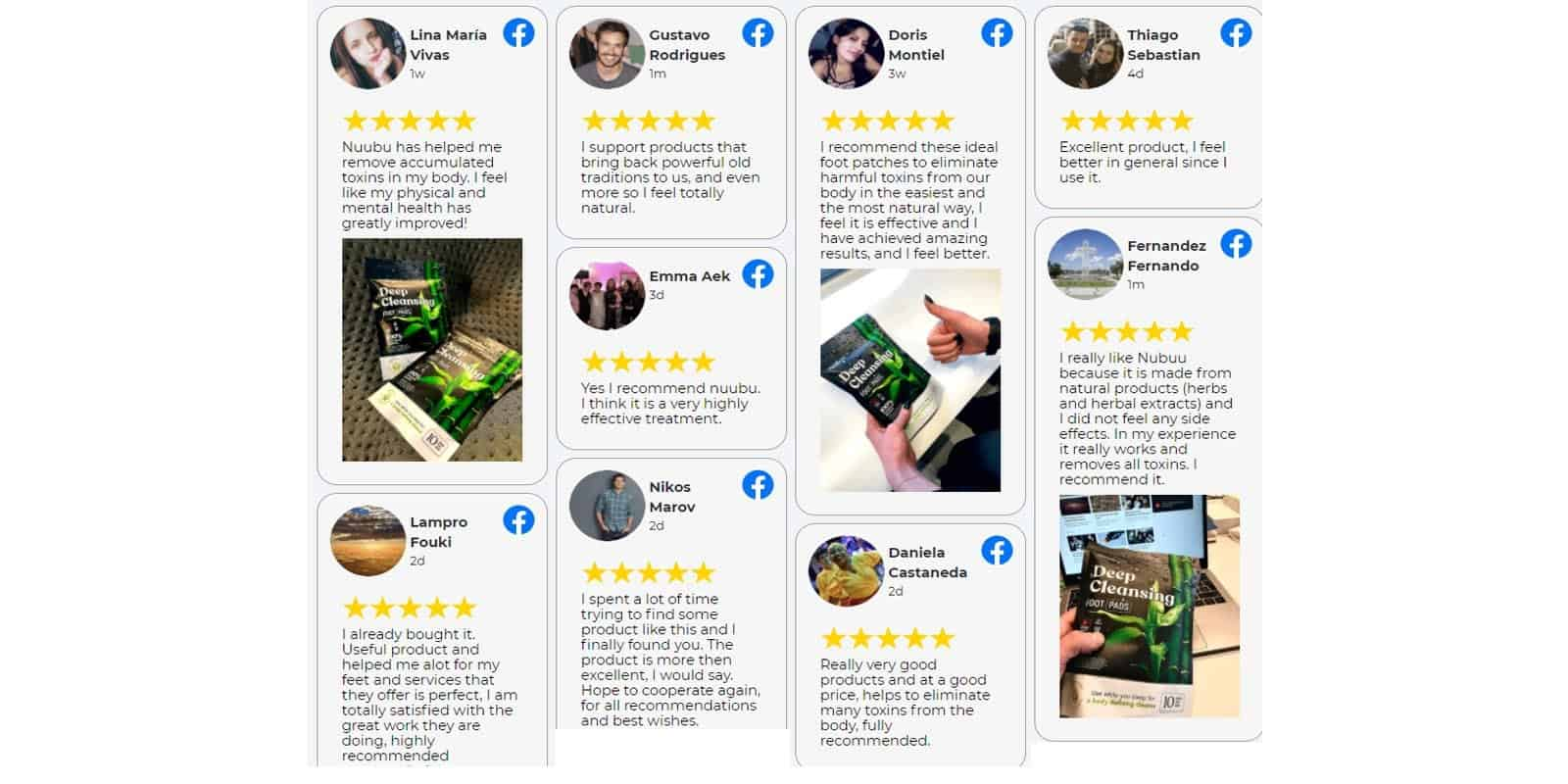 Nuubu Detox User Reviews