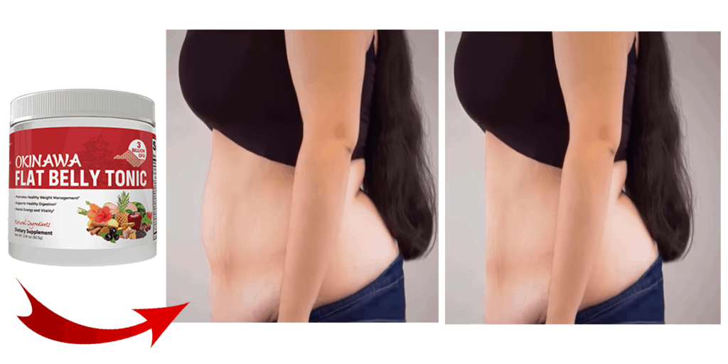 Okinawa Flat Belly Tonic real results