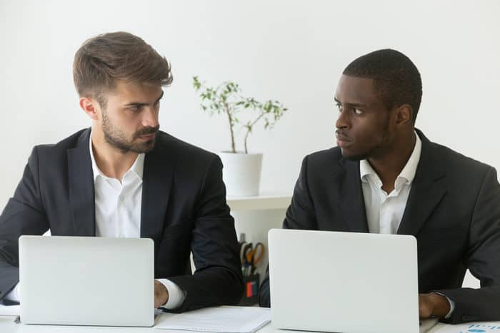 Racism Is Pervasive In The Workplace, According To A Report