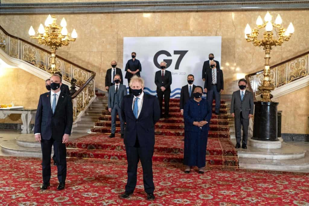 1 Million Covid-19 Doses Pledged In The G7 Summit