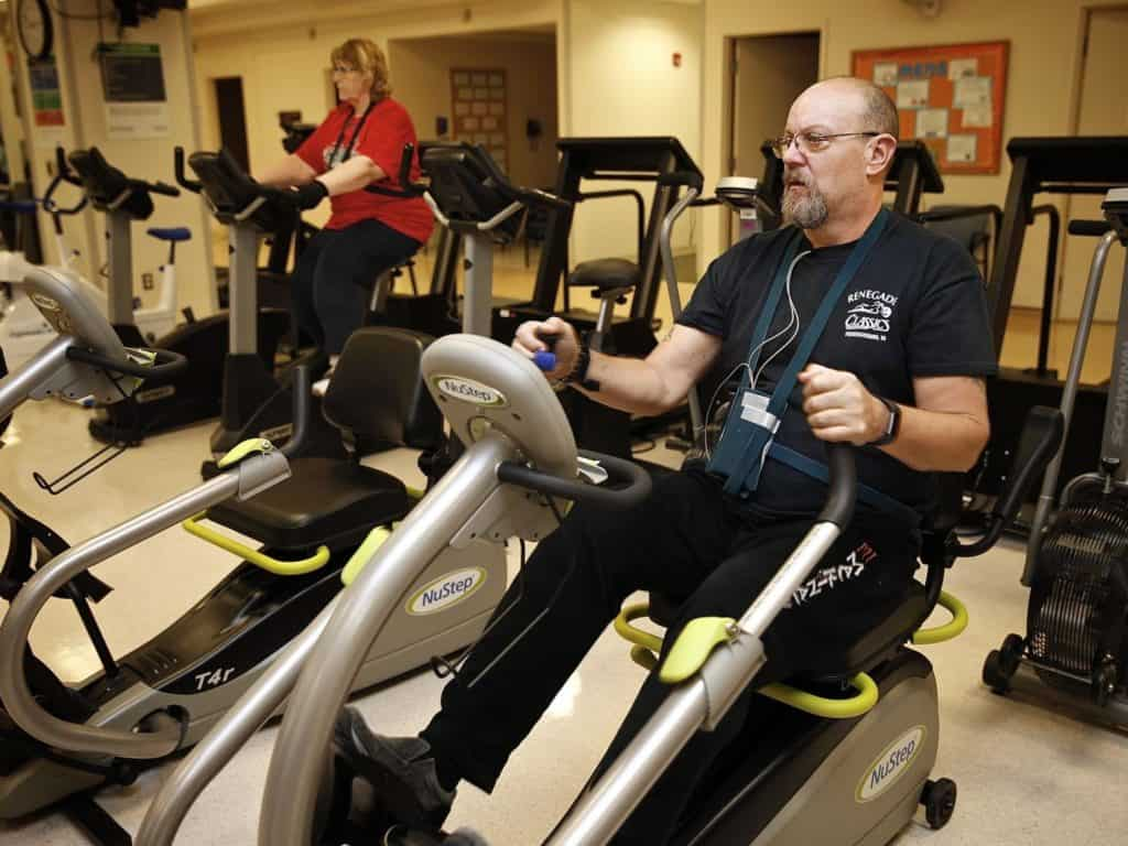 A Decline Of Patients At Cardiac Rehabilitation Centres Noted During The Pandemic