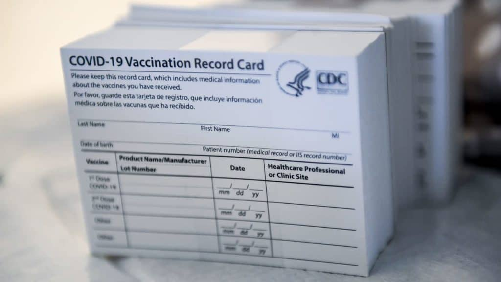 As Per CDC Reports, No Data That Suggests The Requirement For Booster Shots