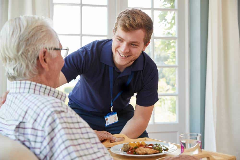 Consistency In Nursing Care Can Help People With Dementia
