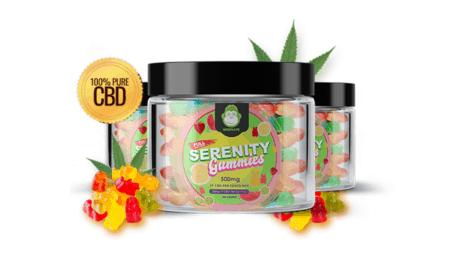 Green Ape Serenity CBD Gummies Reviews
