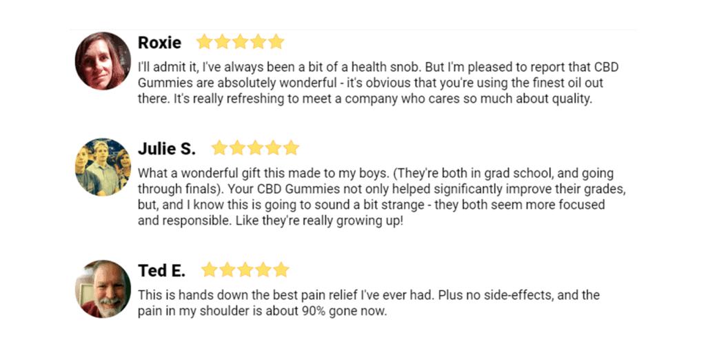 Green Ape Serenity CBD Gummies customer reviews