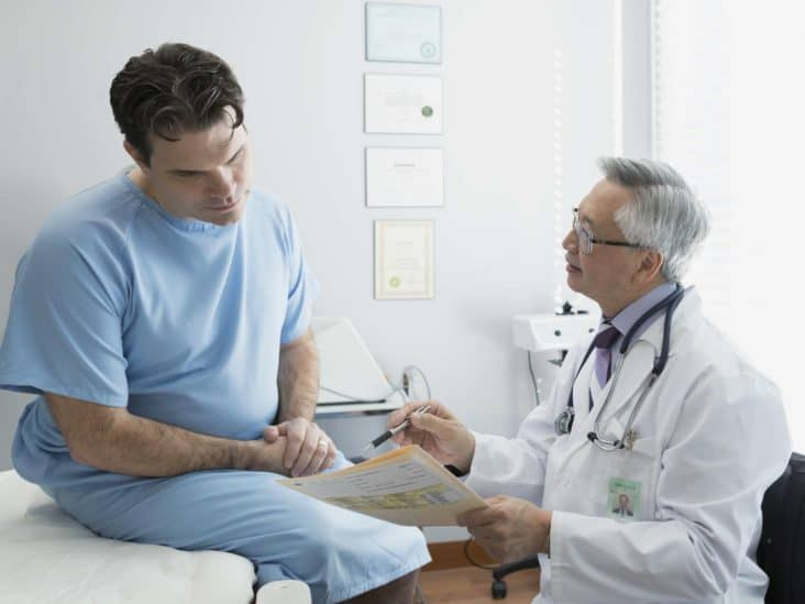 Many Men Avoid Going To The Doctor Because Of Mistaken Machismo