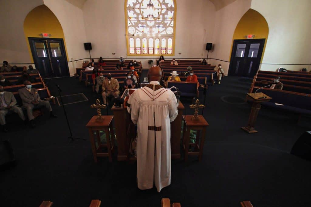 The Church Is A New Health-Care Alternative For The Black Population