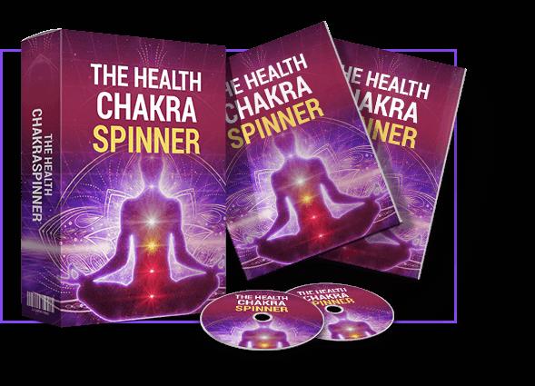 Health Chakra Spinner