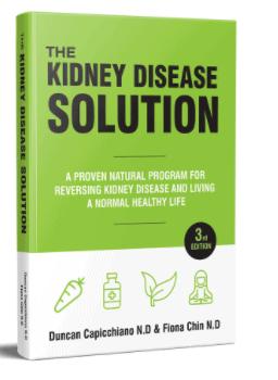 The Kidney Disease Solution Ebook