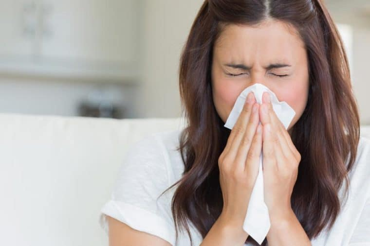 Understanding Sneezing May Guide To Strategies To Stop The Spread Of Infectious Viruses