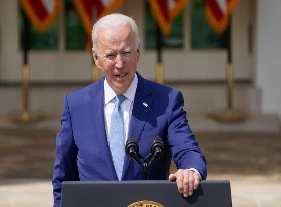 Vaccination Drop Threatens Biden's July 4 Target