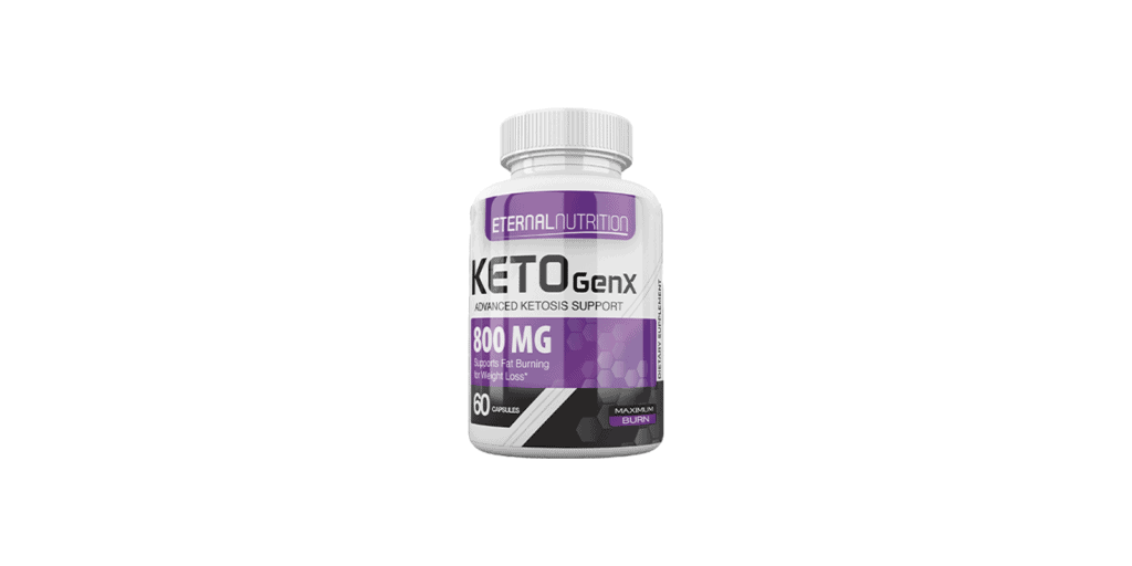 Keto genx supplement