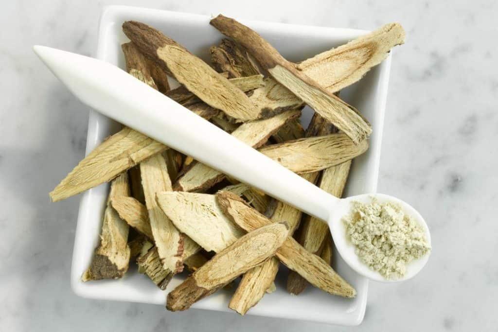 Dentitox Pro ingredient 7 : licorice root