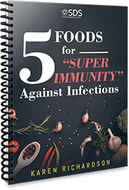"""5 Foods for """"Super Immunity"""" Against and Infections"""