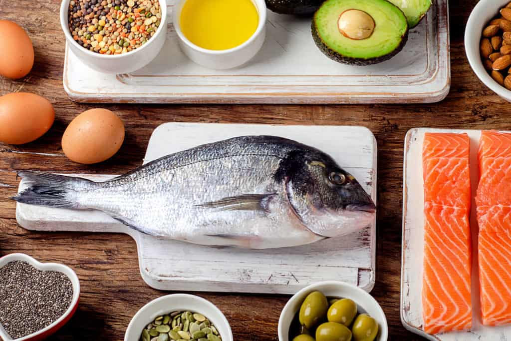 A Higher Blood Level Of Omega-3 Might Prolong The Life