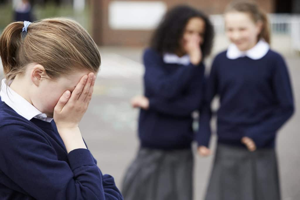 A New Study Discovered That Who Gets Bullied At School?