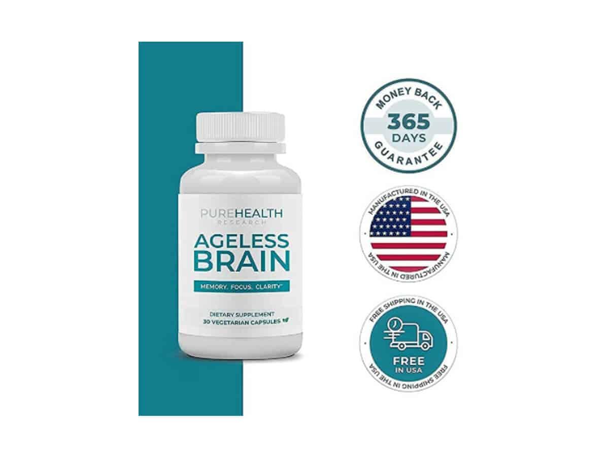 Ageless Brain Supplement Legit