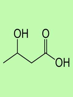BHB or the Beta Hydroxy Butyl Rate