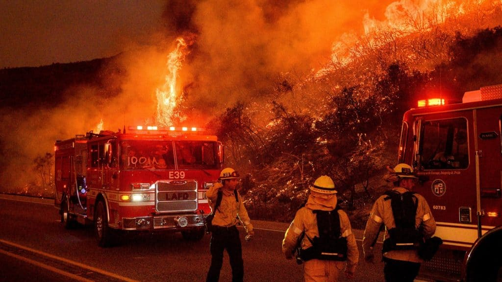 California Fire Levels Ground To Ashes: Millions Reeling Under Heat
