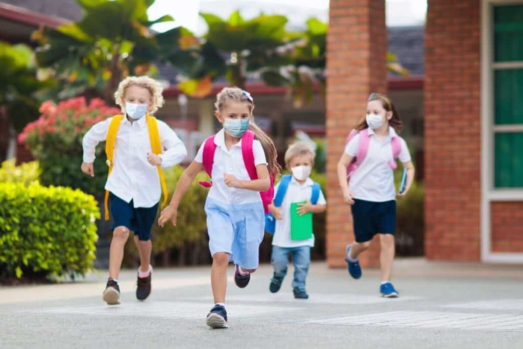 Chicago To Necessitate Face Mask In All Public Schools Next Year