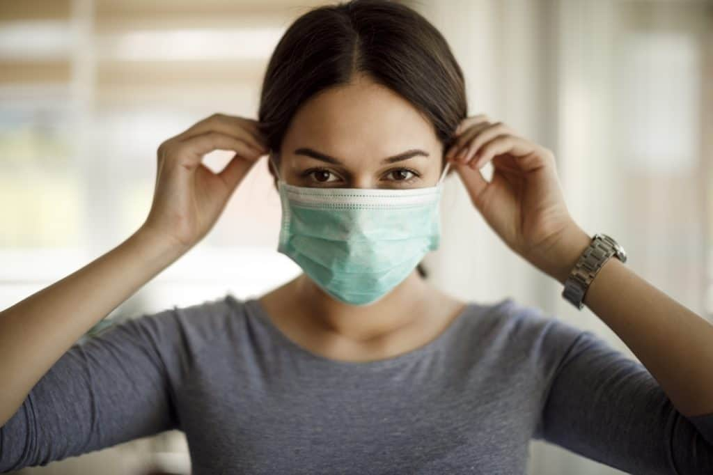 Covid-19 infections are high. The Time Has Come To Put Back On The Masks