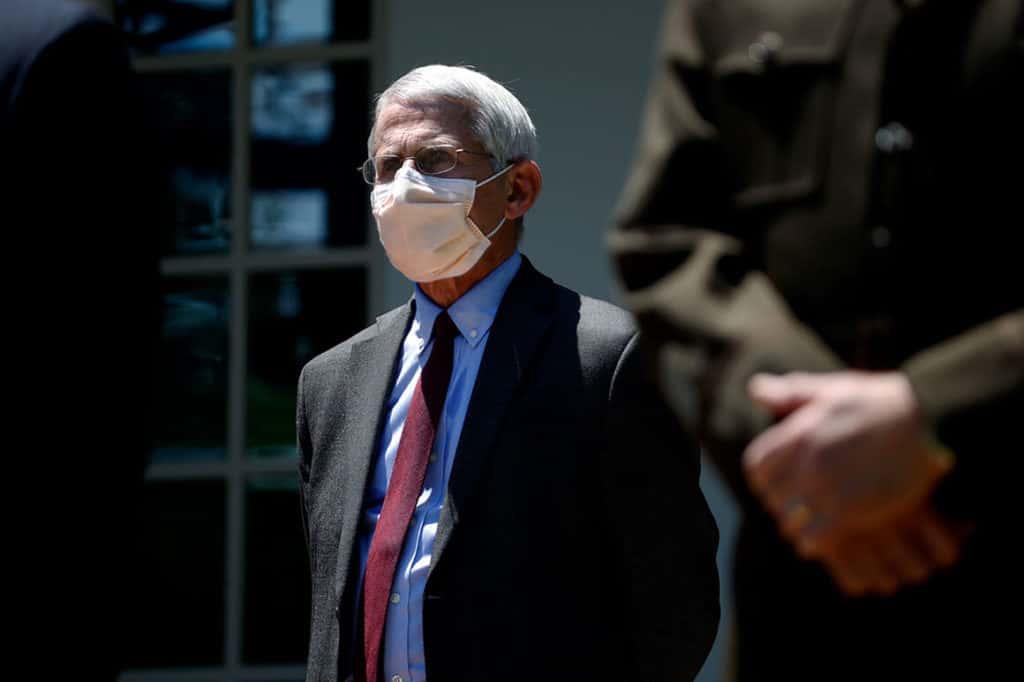 Fauci Advances Ambitious Plan To Prevent Pandemics