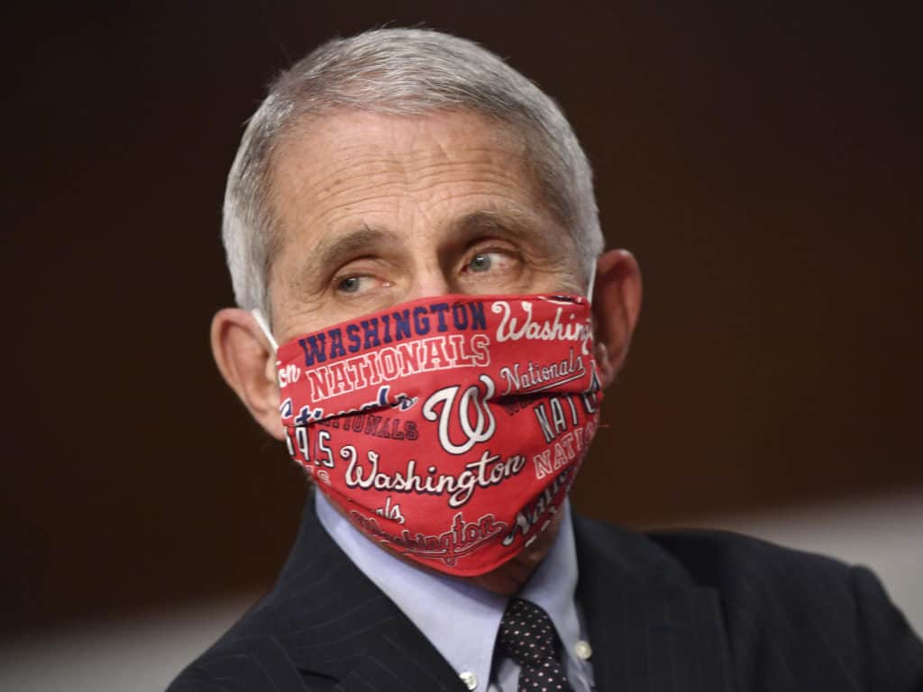 Fauci On The Unvaccinated People; Protests Against Mask Mandates