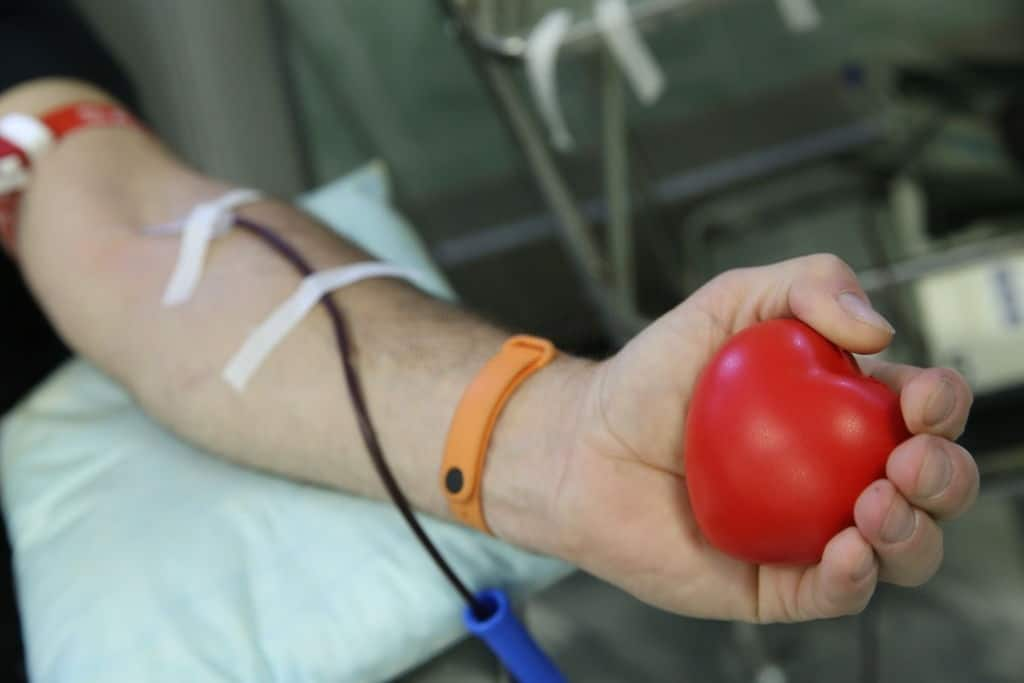 Gay Men May Donate Blood Thanks To Recent Study