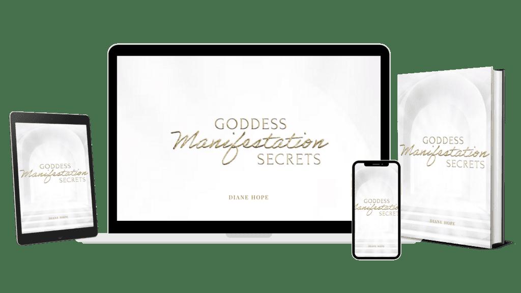Goddess Manifestation Secrets Handbook