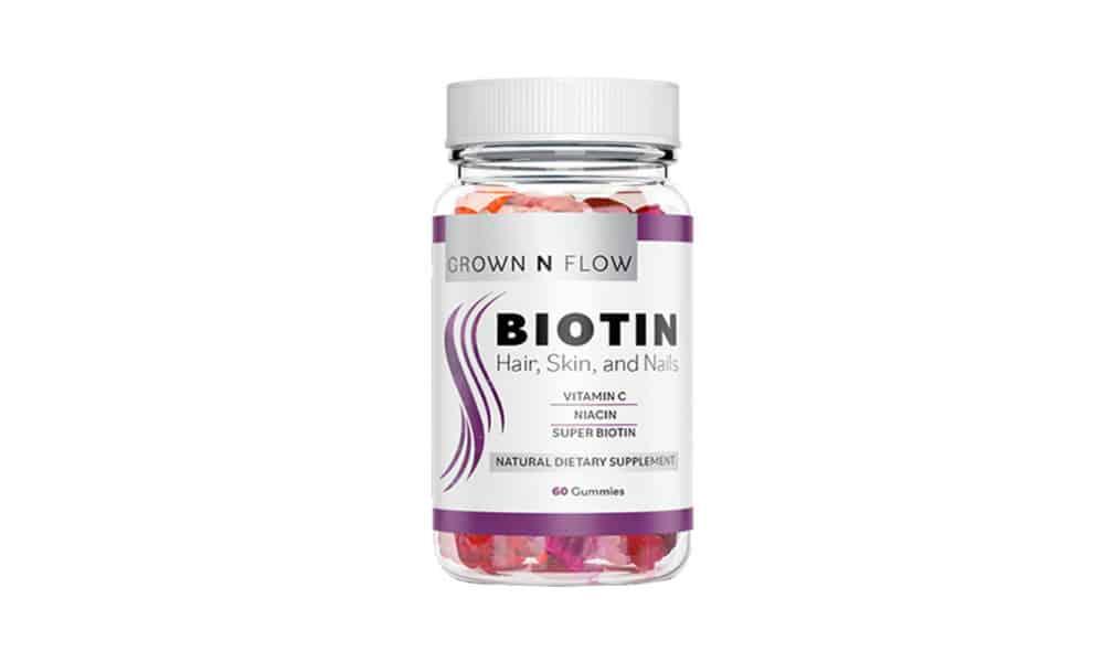 Grown N Flow Biotin Reviews