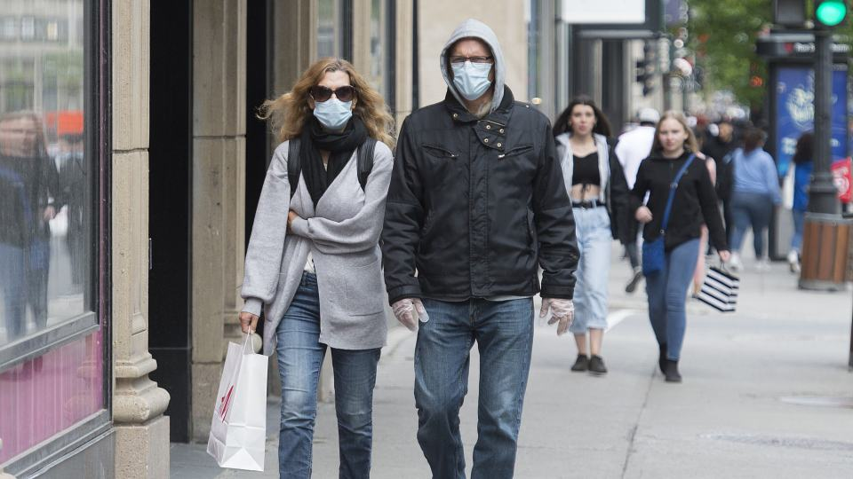 In Some Regions Of The Us, The CDC Has Changed Indoor Masks