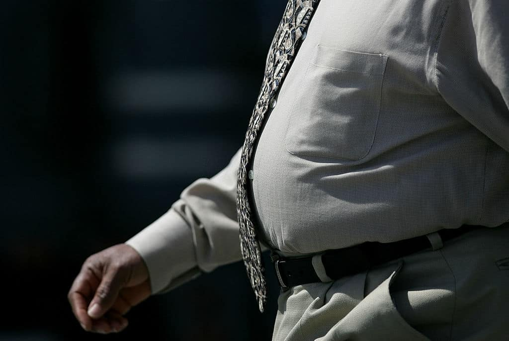 Obesity Improves The Chances Of Surviving Advanced Prostate Cancer