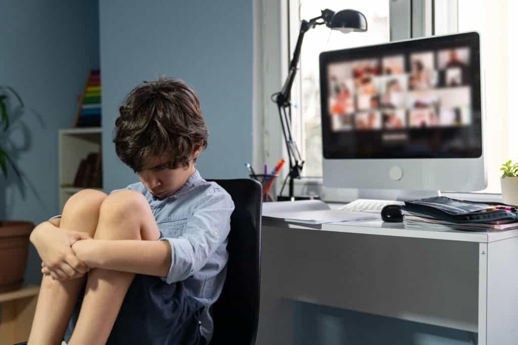 Pandemic Affecting School-Going Children's Mental Health