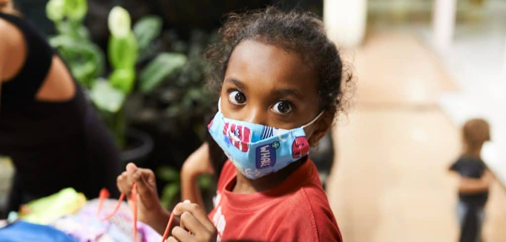 Pandemic Has Orphaned Millions Of Children; Their Mental Health Is Worsening