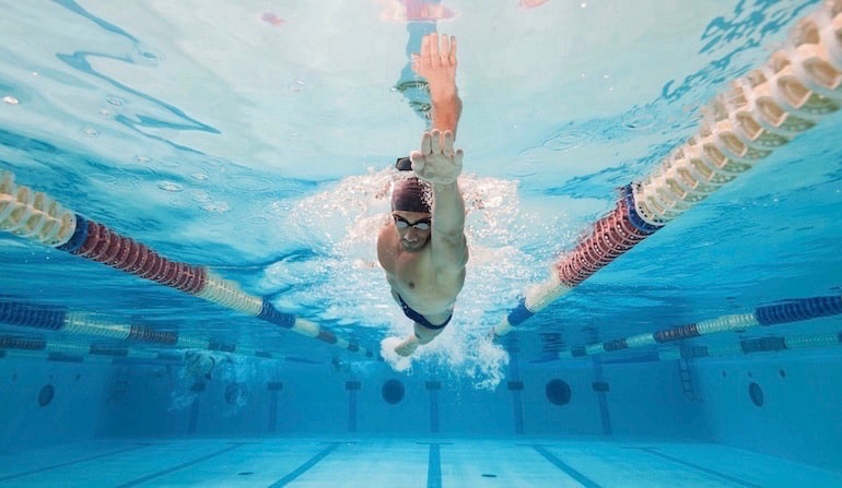 Regular Exercise Through Swimming Benefits Our Mind And Body