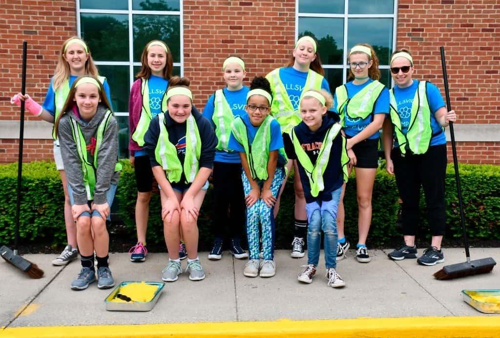 Teens Get Career Inspiration From Volunteering