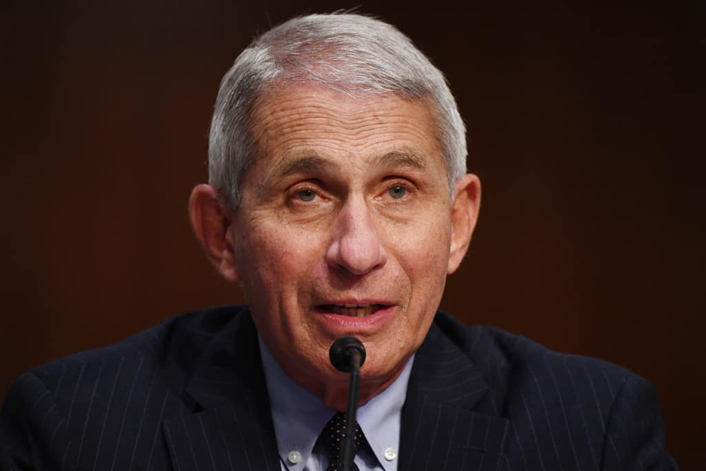 The Cdc Mask Guidance, Fauci Says The Science Did Not Change, But The Virus Did